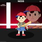 SSBU - Ness