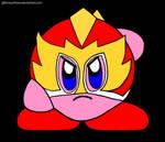 Wrestler Kirby (Kirby Fighters 2)