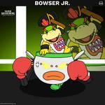 SSBU - Bowser Jr.