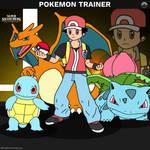 SSBU - Pokemon Trainer