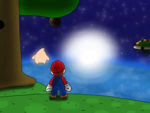 Good Egg Galaxy (Super Mario Galaxy)