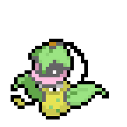 Victreebel by locoterza