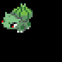 Bulbasaur by locoterza