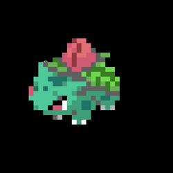Ivysaur by locoterza