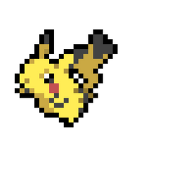 Pikachu by locoterza