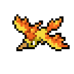 Moltres by locoterza
