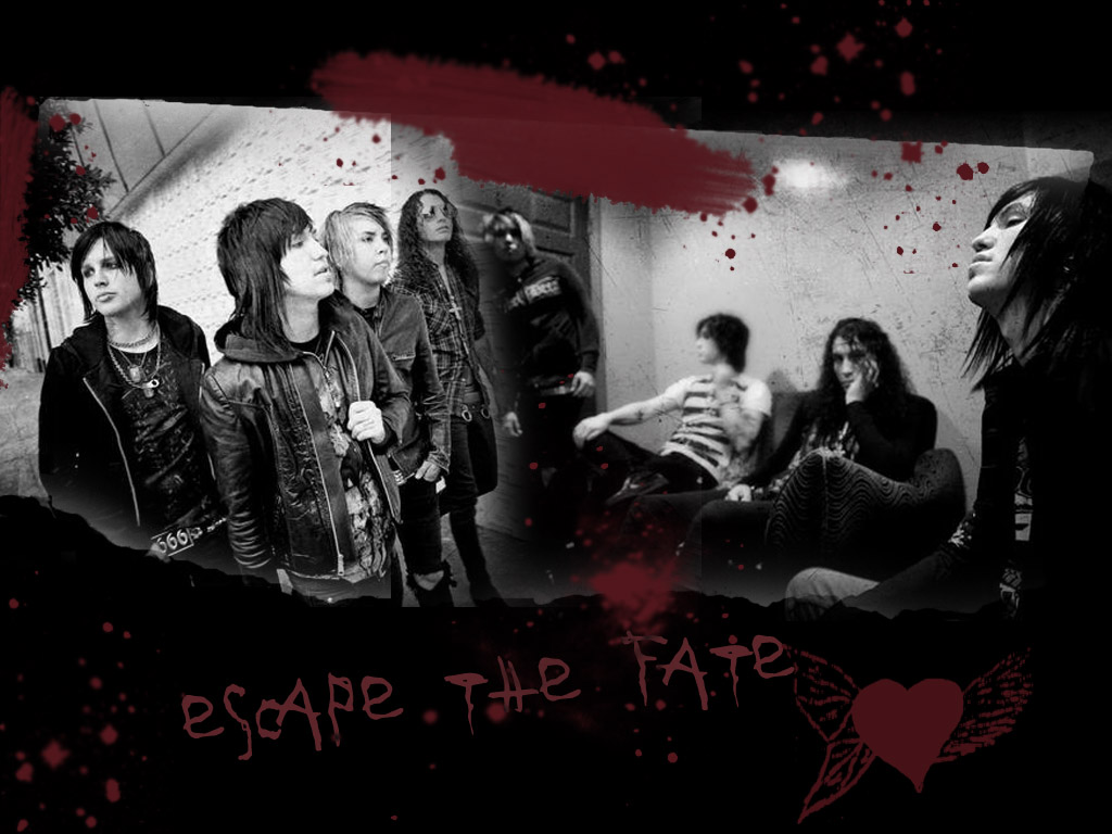 The gallery for --> Escape The Fate Album Cover