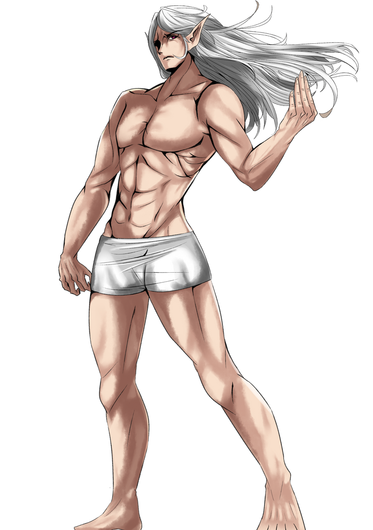 Tsviet prince - NRTO 'human' form by Leonitus