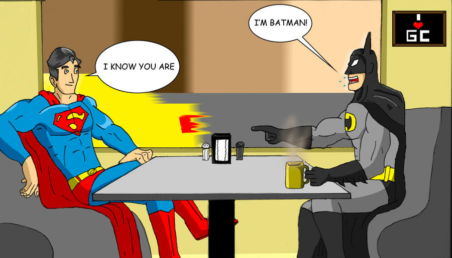 Hes superman when talking about a quick fuck - 3 5