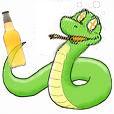 Drunken Python