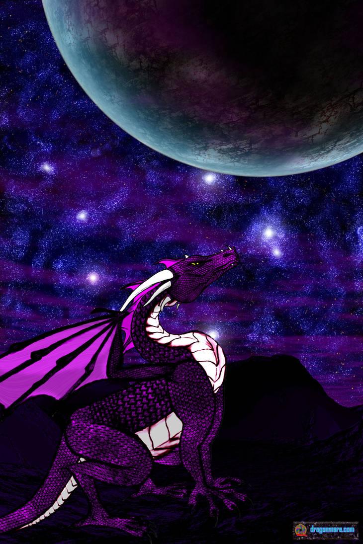 Alpha Draconis Nightsky