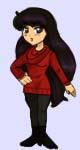 Chibi Rei Hino by FreakyOrange