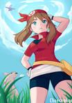Pokemon Fanart - May