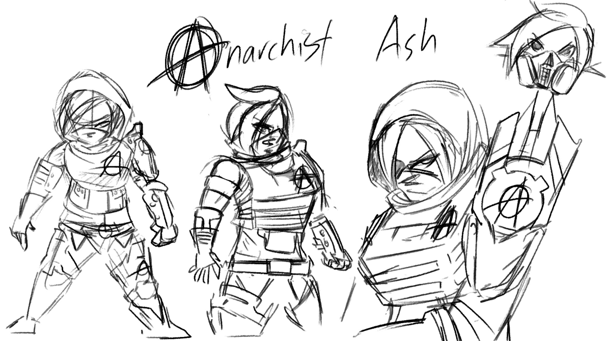 Ash 01 by Kaxology