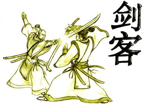 Samourai_FIGHT