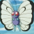 012 Butterfree Emote by AlmondEmotes