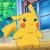 025 Pikachu by AlmondEmotes