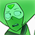 Peridot Emote 4 by AlmondEmotes