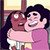 Steven and Connie Emote 1