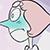 Pearl Emote 18 by AlmondEmotes
