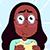 Connie Maheswaren Emote 5 by AlmondEmotes