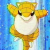 027 Sandshrew Emote by AlmondEmotes