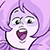 Rose Quartz Emote 5 by AlmondEmotes