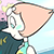 Pearl Emote 32 by AlmondEmotes