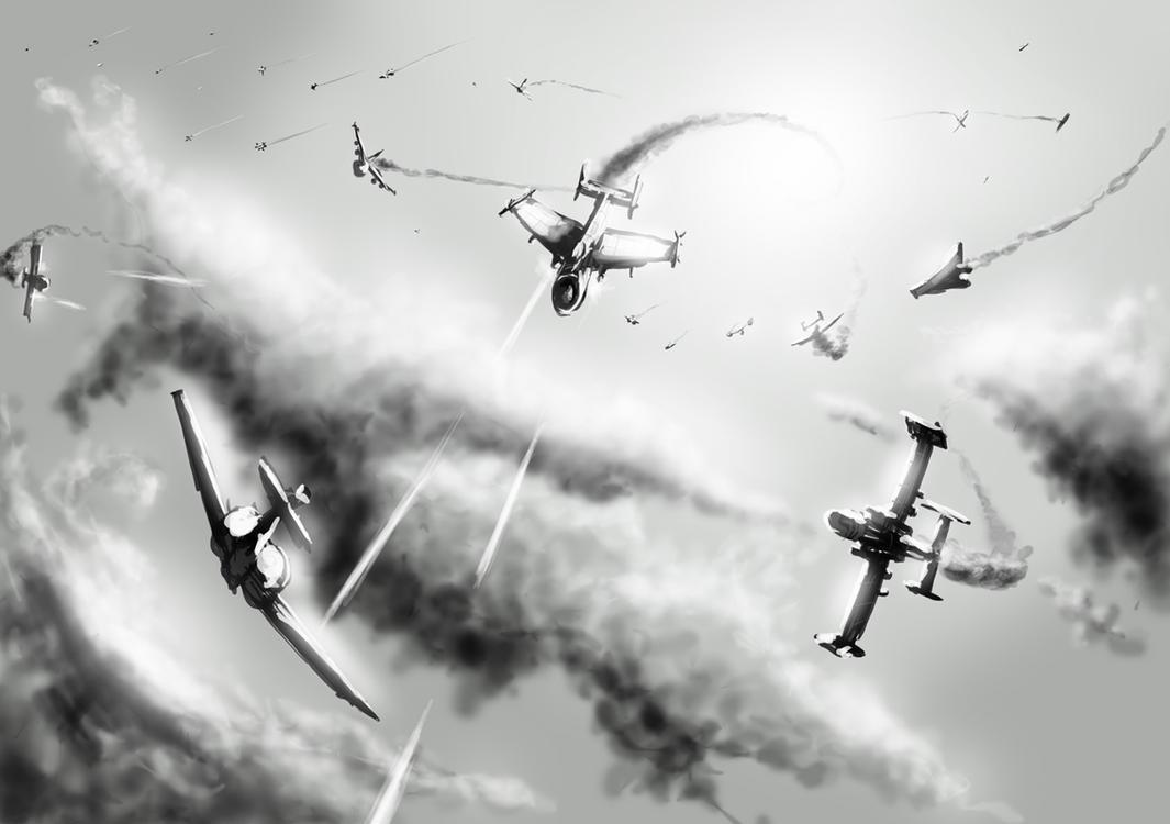 Wh40K: Aeronautica Imperialis by StugMeister