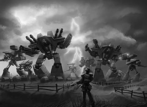 Wh40K: Titan Legion on the March