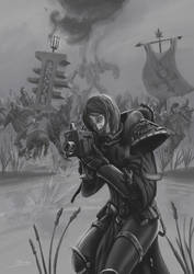 Wh40K: Battle Sister by StugMeister