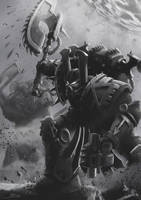 Wh40K: World Eater by StugMeister
