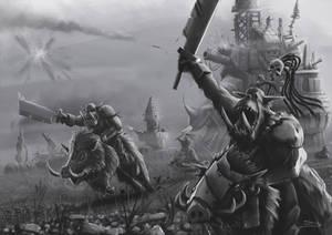 Wh40K: Feral Orks
