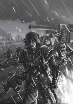Wh40K: Lost and the Damned Soldier
