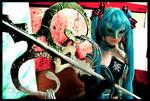 Miku Hatsune  synchronicity