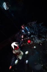 Nurarihyon no mago - Kappa and Tengu