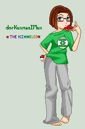 The Kimmeleon by xxxDorkusMaximusxxx