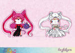Sailor Moon Chibis 1