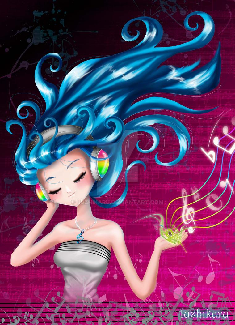 Music in my life by luzhikaru