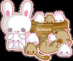 Neko and Bunny