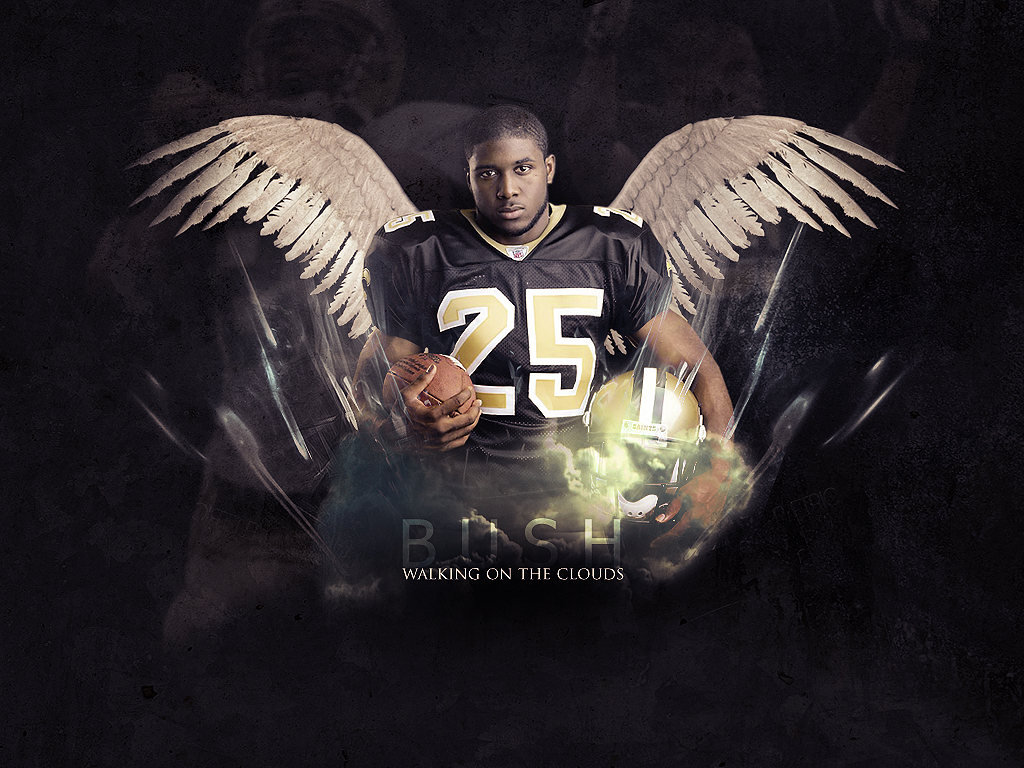 Reggie Bush by DarkBeforeDawn