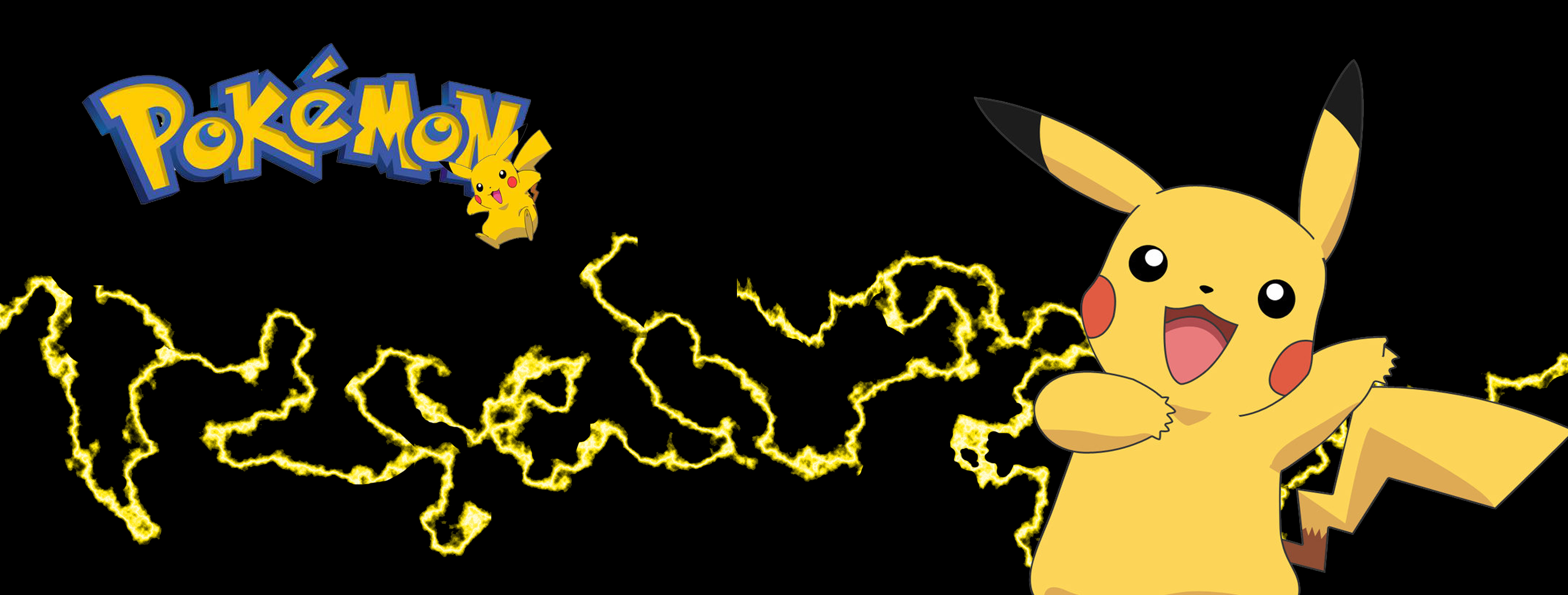 Group Of Electric Pikachu Wallpaper