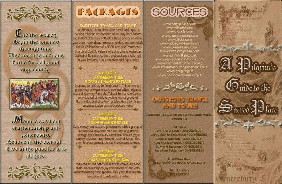 travel brochure by musinx on deviantart
