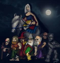 The League by Halowan