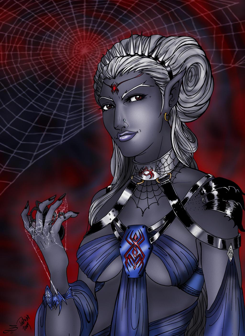 color by halowan fan art cartoons comics digital books novels color ...