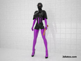 rubber mistress 2