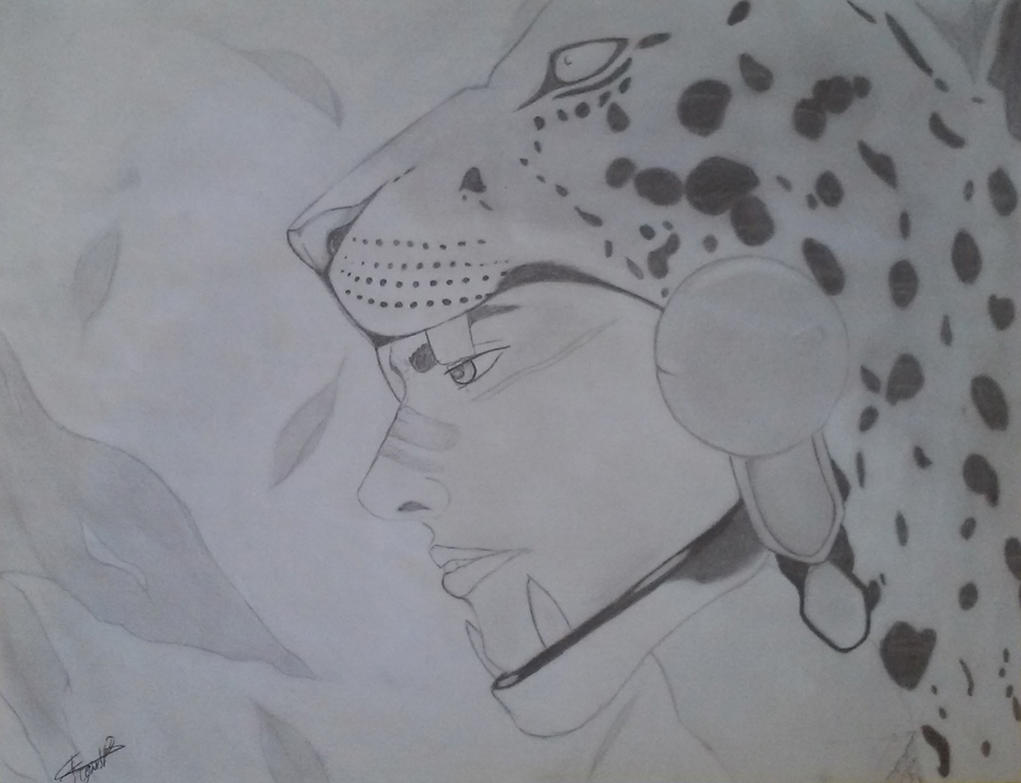 Guerrero Jaguar by ingridE98