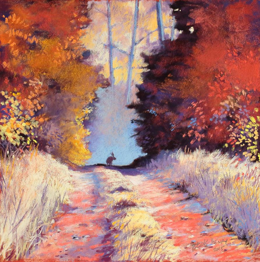 Lapin d'automne by PatrickHENRY
