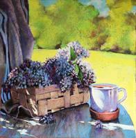 Ombre et lilas by PatrickHENRY