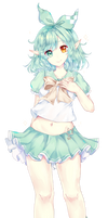 [c] Minty [speedpaint]